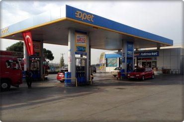 Kürüm Petrol Opet Ayvalık