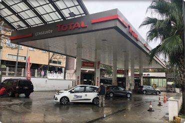 Kürüm Petrol Total Çengelköy